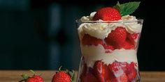 Aardbeien mascarpone | Koolhydraatarm toetje | Makkelijk Afvallen