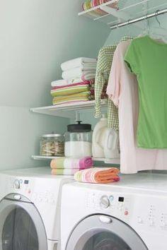 10 Consejos para organizar tu lavander