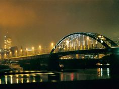 Srbija - belgrade,sava river,tramvajski most