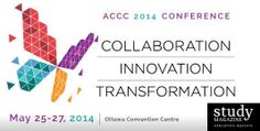 The Association of Canadian Community Colleges (ACCC) will be holding their annual ACCC Conference in Ottawa on May Algonquin College, Career College, Community College, Convention Centre, Colleges, Ottawa, Collaboration, Conference, Hold On