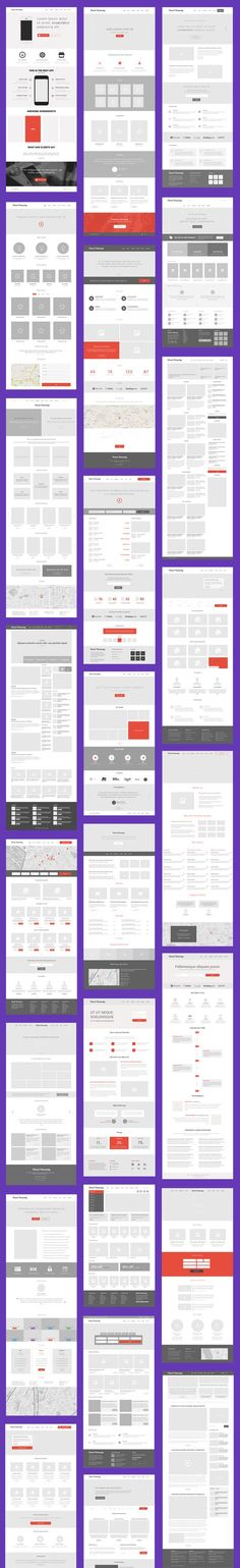 Zed – Essential Wireframe Kit for Web Designers   Visual Hierarchy