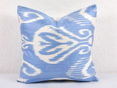 IKAT PILLOW 20x20 Decorative Throw Pillow Cover Ikat by islimi, $24.95