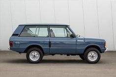 Used 1982 Land Rover Range Rover Turbo Classic D for sale in Edinburgh from Peter Vardy Heritage. 2006 Range Rover Sport, Range Rover V8, Range Rover For Sale, Range Rover Supercharged, Range Rover Classic, Cars For Sale Uk, Future Car, Land Rover Defender, Custom Cars