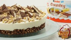 Kinder Country torta