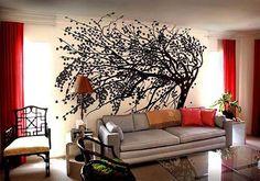Árvores decorativas - Árvores decorativas