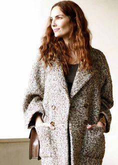 Abrigo de lana de SOPHIE AND LUCY