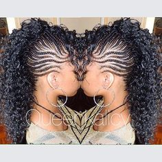 #braids #cornrows #crochetbraids #tresses #creation #queen_kalicy_hairtsyle #passion