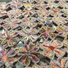Sophie Digard crochet - l'uccello Melbourne