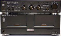 Technics SU-A60 & SE-A50