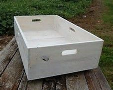 Image result for Pallet Bed with Storage