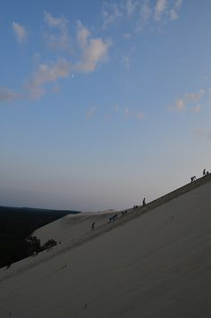 The tallest sand dune in Europe: The Great Dune of Pyla, France | Sole Satisfaction