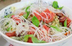 Cocina Actual: Receta Robin Food: Ensalada de bacalao