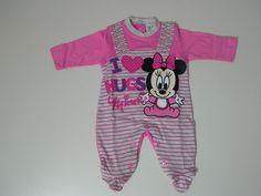 tutina Disney neonata 0-1, 1-3, 3-6, 6-9 mesi