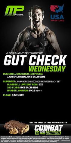 Mp workout of the day arnold schwarzenegger blueprint to cut leg musclepharm workout gut check malvernweather Images