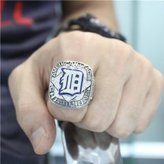 Custom 2012 Detroit Tigers American League Championship Ring Click Link in My Profile to Customize Yours #detroittigers #detroittigersbaseball #tigers #tigerstadium #tigersbaseball #tigerswin #MLB #worldseries #baseball #baseballgame #worldserieschamps #worldserieschampions #championshipring #baseballlife #baseballseason