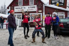 Wild Women Seeking Adventure in Alaska - who's the winner this year?