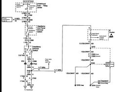 wiring diagram for 1998 chevy silverado google search Chevy Silverado Fuse Box Diagram Chevy Silverado Fuse Box Diagram