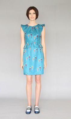 Karen Walker Catalina Dress
