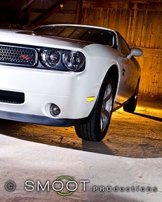 Dodge Challenger - Car Photography   www.smootproductions.com