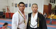 En abierto de karate, el quindiano Harolth Yaseth  Tabares fue primer lugar