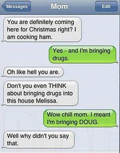 Mom could have even beaten you up girl - These are the 24 texts that you will never want to get from your daughter or son! Funny Texts Crush, Funny Text Fails, Funny Text Messages, Text Memes, Funny Texts From Parents, Funny Quotes For Kids, Mom Quotes, Funny Ideas, Jokes Quotes