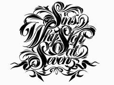 pinterest.com/fra411 #typography #lettering typography