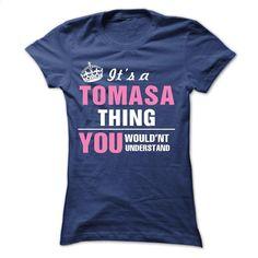It's a TOMASA T Shirt, Hoodie, Sweatshirts - vintage t shirts #fashion #style