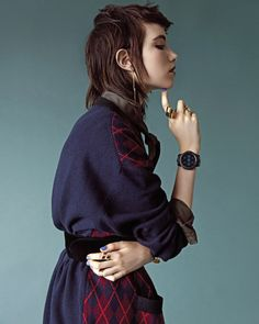 Grace Hartzel | Vogue Coreia Outubro 2016