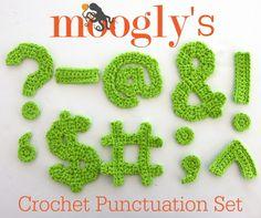 Moogly Crochet Punct