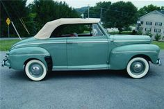 1942 Ford Super Deluxe Convertible ★。☆。JpM ENTERTAINMENT ☆。★。