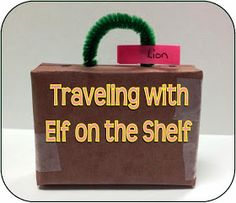 Random Bits: Traveling with Elf on the Shelf plus 8 more quick ideas