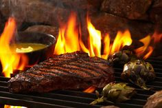 on the grill | Steak on the Grill | Food & Drink Commercial
