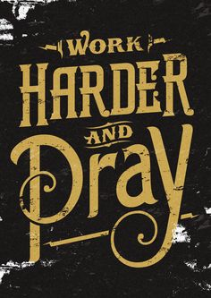 Harder by adit saputra, via Behance
