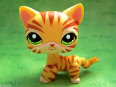 Other Collectable Toys - Littlest Pet Shop, Cat Tiger Cat 1451 was listed for R45.00 on 6 Feb at 21:01 by Amaqele in Johannesburg (ID:55717201)