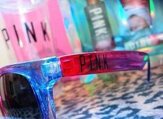 Pink Sunglasses by VS♡■●○