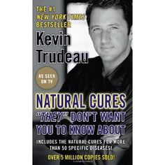 "Natural Cures ""They"" Don't Want You To Know About (Mass Market Paperback)  http://234.powertooldragon.com/redirector.php?p=0975599593  0975599593"