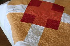 gah! love this quilting!