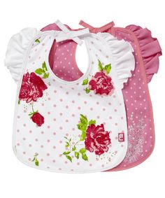 Sweetest bibs ever!