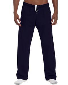 Gildan Men's Open Bottom Sweatpants 18400 from X-it Corporate