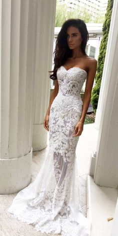 Charming Sheath Sweetheart Wedding Dresses with Appliques, Lace
