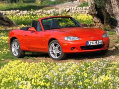 Images of Mazda Roadster (NB) - Free pictures of Mazda Roadster (NB) for your desktop. HD wallpaper for backgrounds Mazda Roadster (NB) car tuning Mazda Roadster (NB) and concept car Mazda Roadster (NB) wallpapers. Mazda Miata, Car Tuning, Car Photos, Concept Cars, Transportation, Autos, Tuner Cars