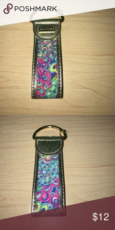 Lily Pulitzer key chain Never used Lily Pulitzer Other