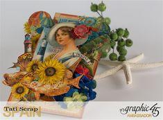 Tati, Photo Display, Product by Graphic 45, Photo 2