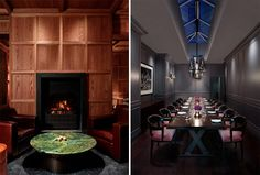 yabu pushelberg: the london edition hotel from ian schrager