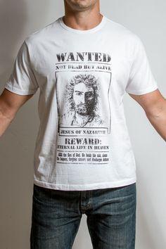 Camiseta - Wanted