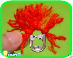 Frazzled Leader Scout SWAPS Girl Craft Kit-Swaps4Less