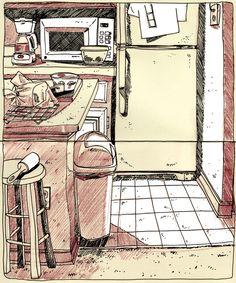 From Urban Sketcher