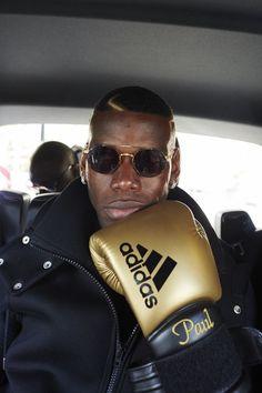 Adidas presents Paul Pogba by Juergen Teller
