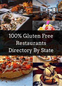 Gluten Free Restaurants Directory