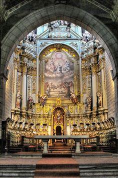 Retablo de la Catedral Metropolitana de Quito - Quito, Ecuador / por Wilo Enríquez en 500px